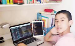 12岁开始开发3款小程序,00后的编程是这么开始的